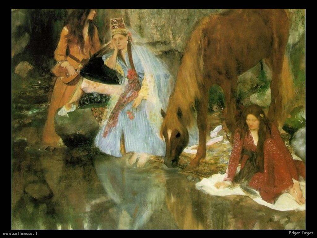 Edgar Degas_balletto_la_sorce_1867