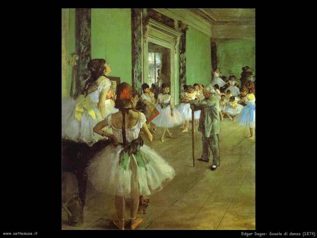 Edgar Degas_scuola_di_danza_1874