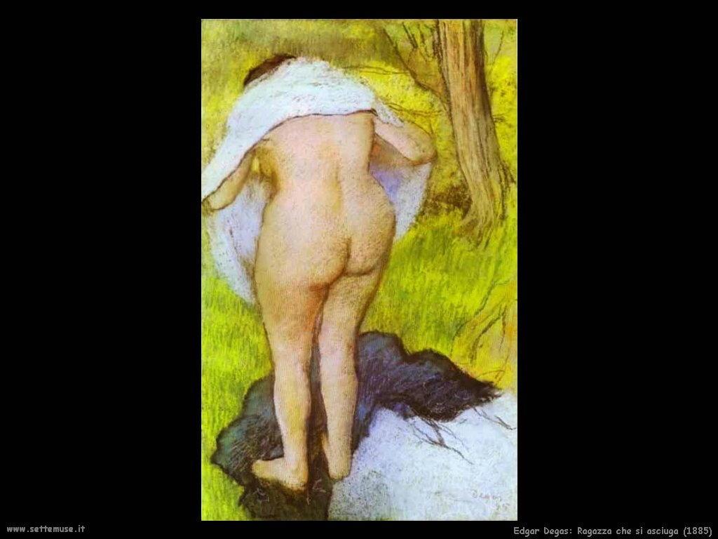 Edgar Degas_ragazza_che_si_asciuga_1885