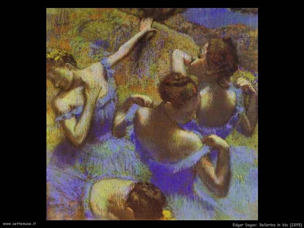 Edgar Degas_ballerine_in_blu_1898