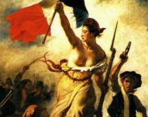 Pittura di Eugene Delacroix