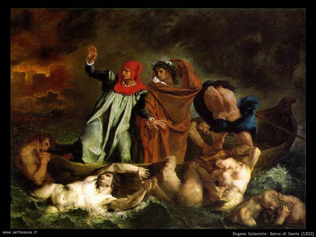 Eugène Delacroix_barca_di_dante_1822