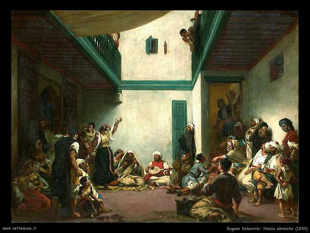 Eugène Delacroix_nozze_ebraiche_1830