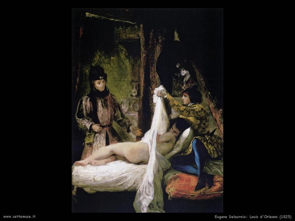 Eugène Delacroix_louis_d_orleans_1825