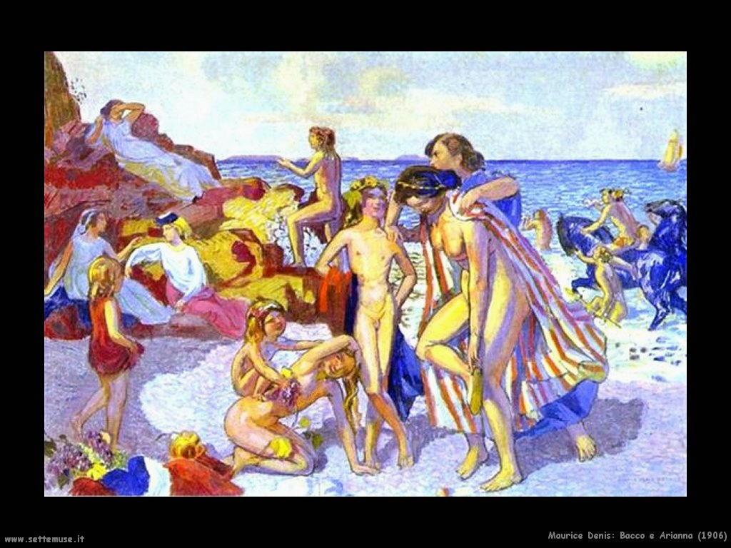 maurice_denis_bacco_e_arianna_1906