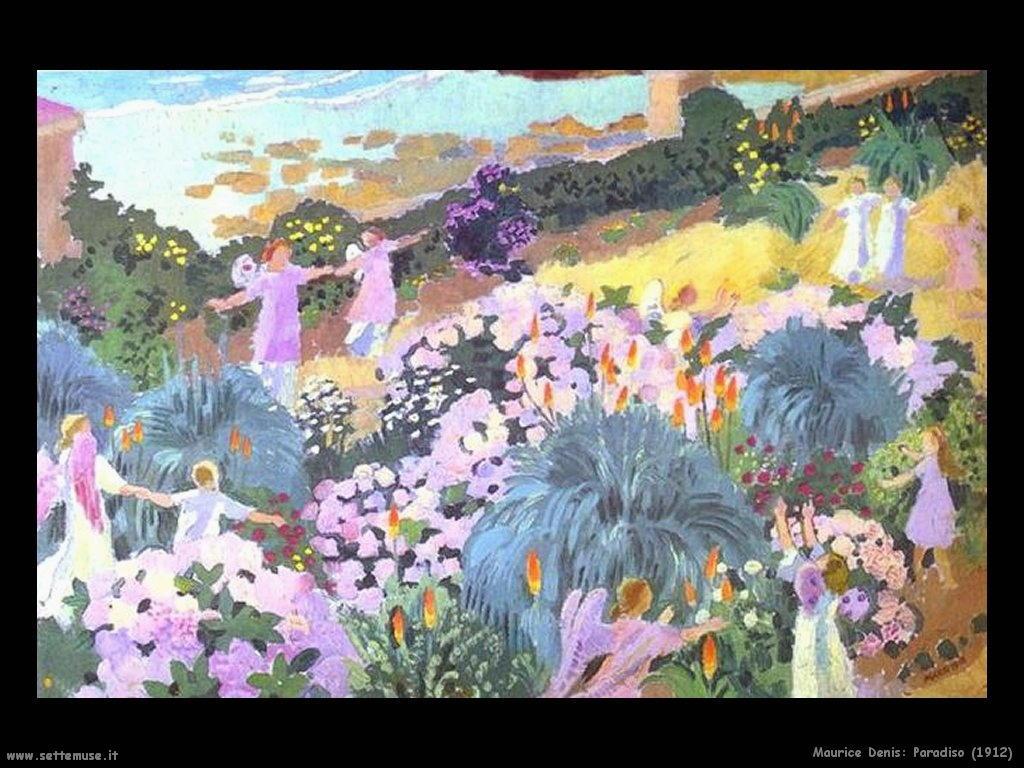maurice_denis_paradiso_1912