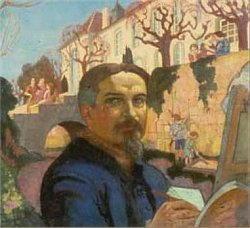 Ritratto di Denis Maurice