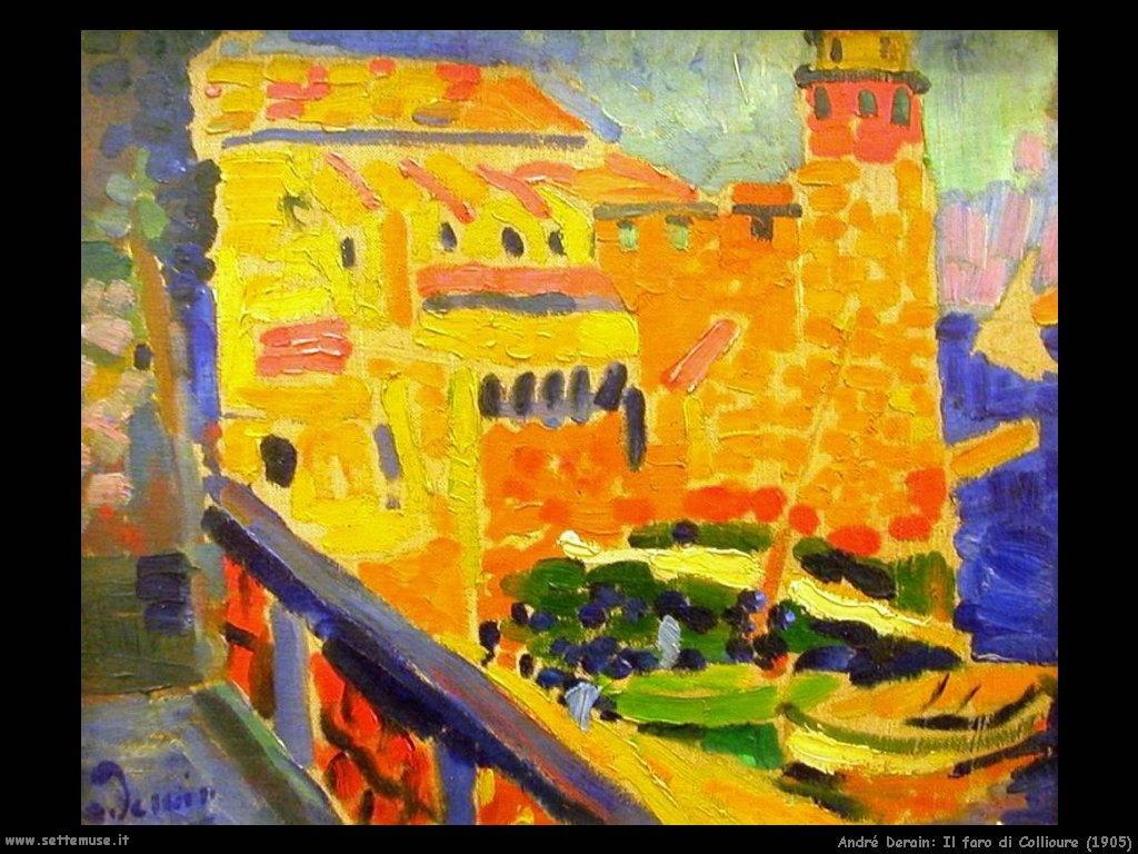 andré_derain_il_faro_di_collioure_1905
