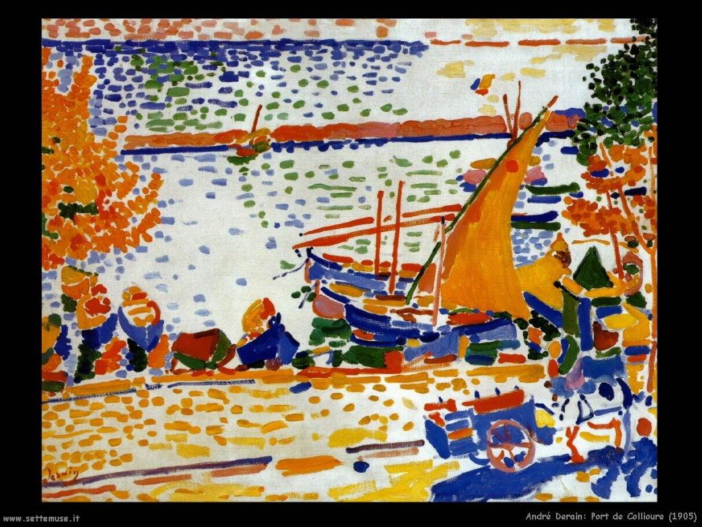 andré_derain_port_de_collioure_1905