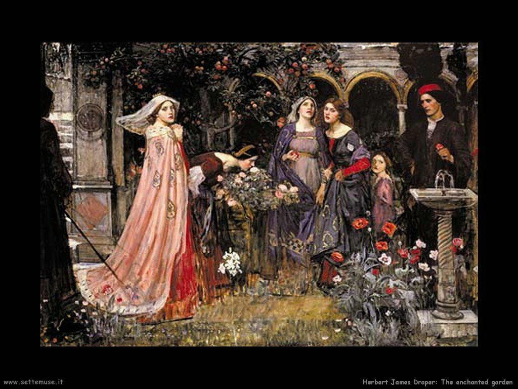 herbert_james_draper_020_the_enchanted_garden