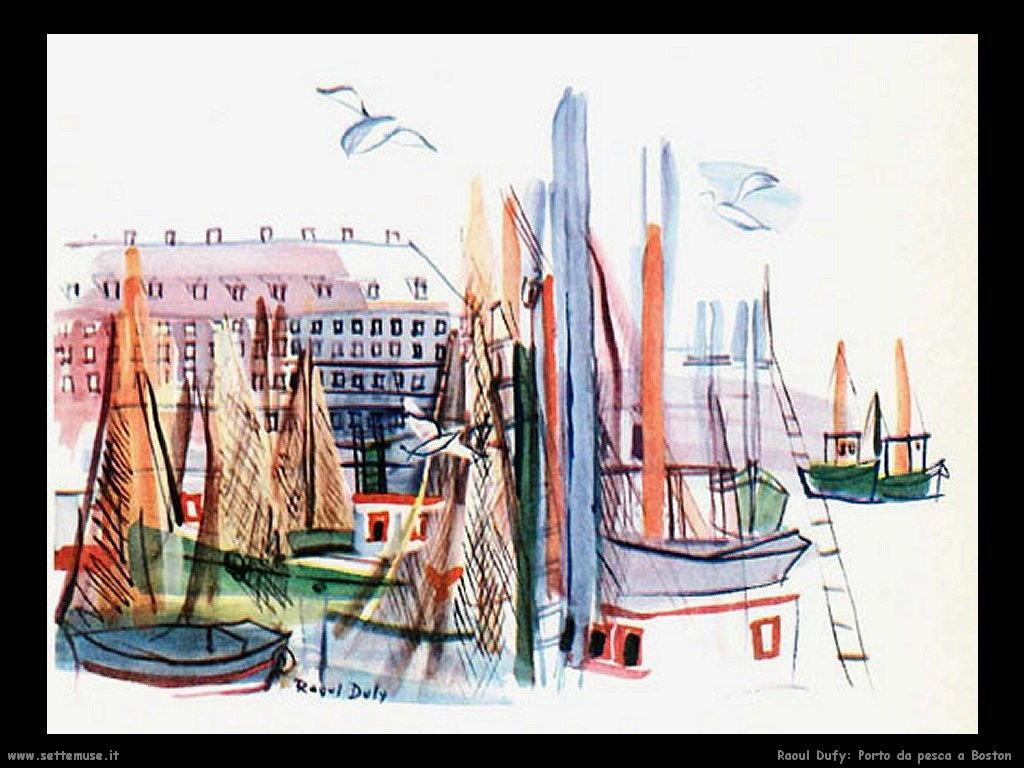 raoul_dufy_porto_da_pesca_a_boston