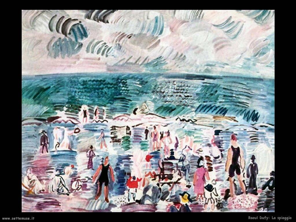 raoul_dufy_la_spiaggia