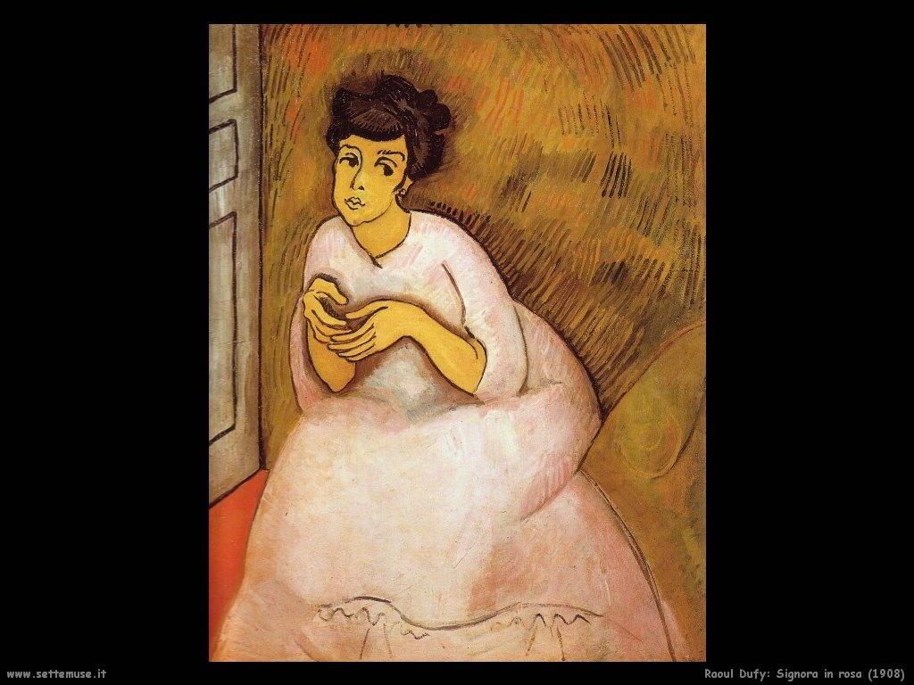 raoul_dufy_signora_in_rosa_1908