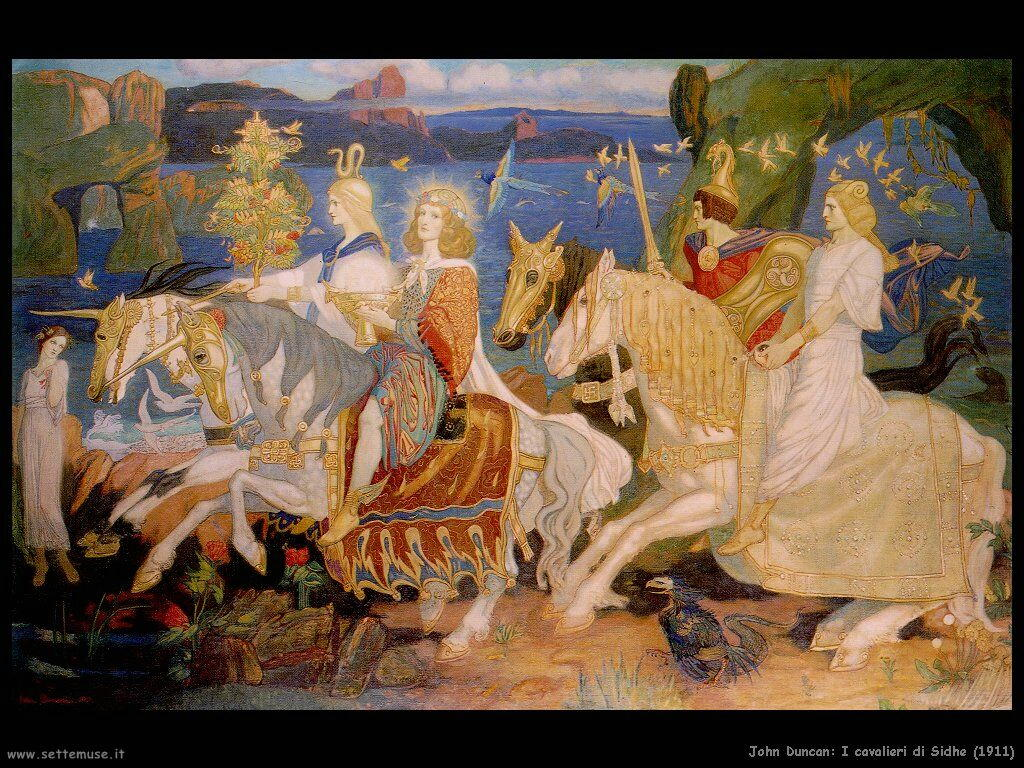 john_duncan_019_the_riders_of_the_sidhe_1911