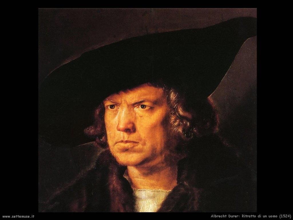 Ritratto di un uomo (1524)