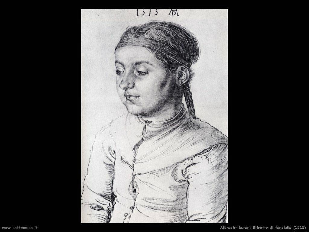 Ritratto di fanciulla (1515)