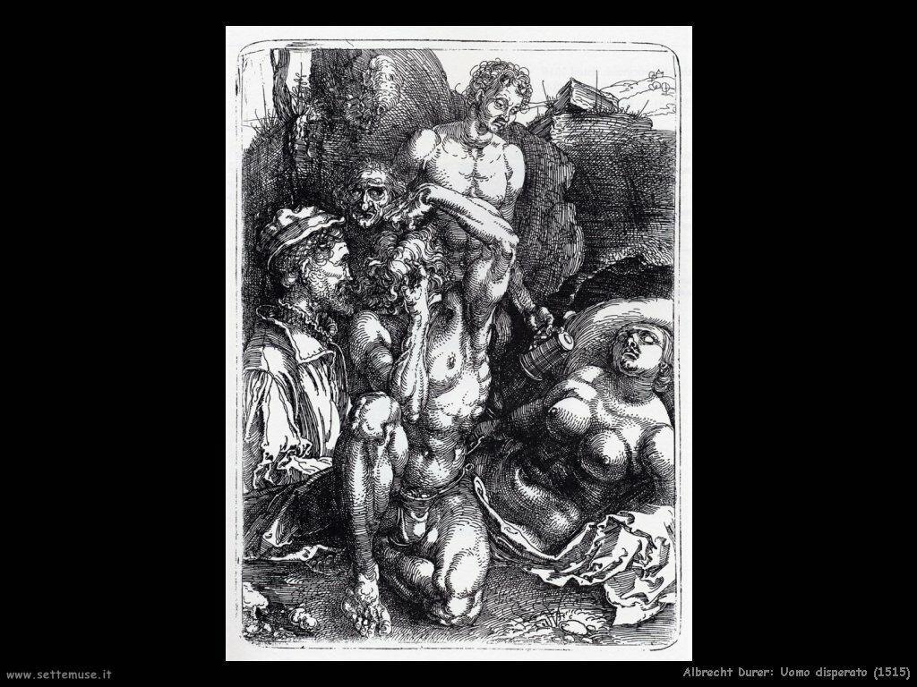 Uomo disperato (1515)