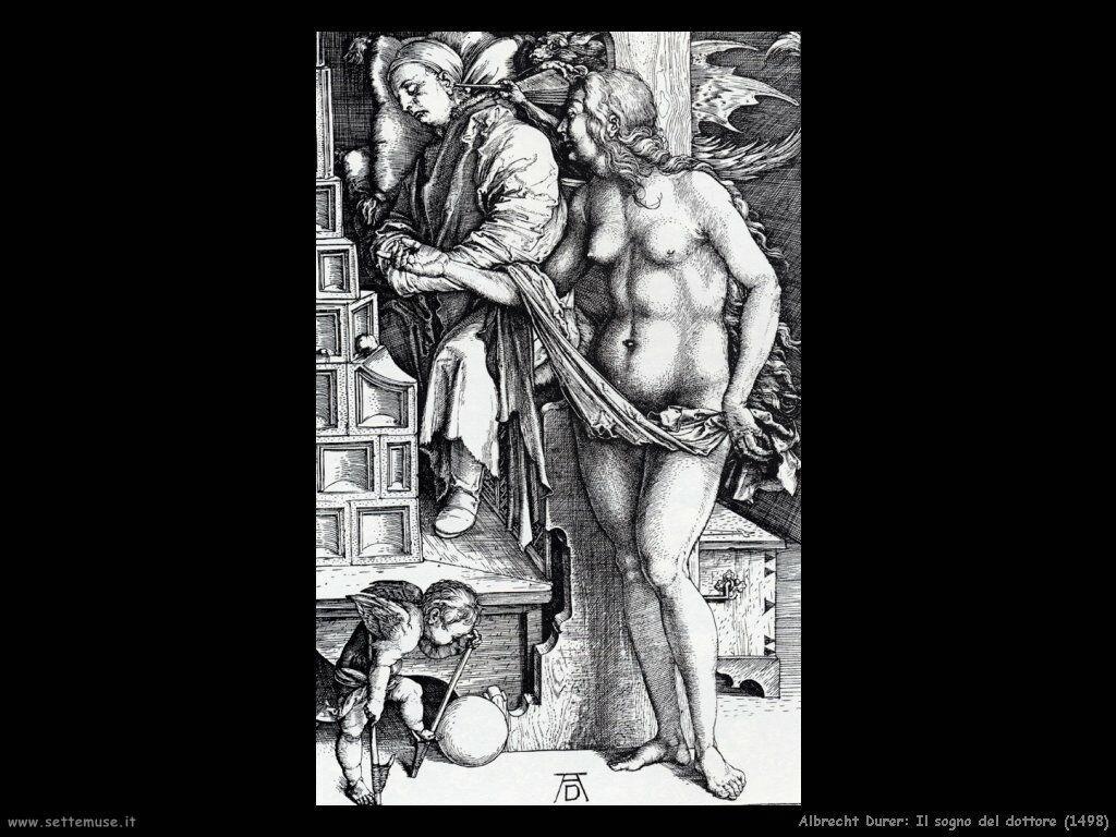 Il sogno del dottore (1498)