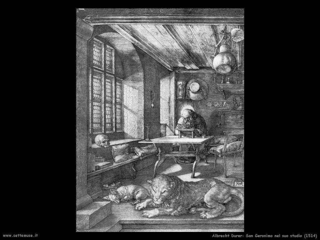 San Girolamo nel suo studio (1514)