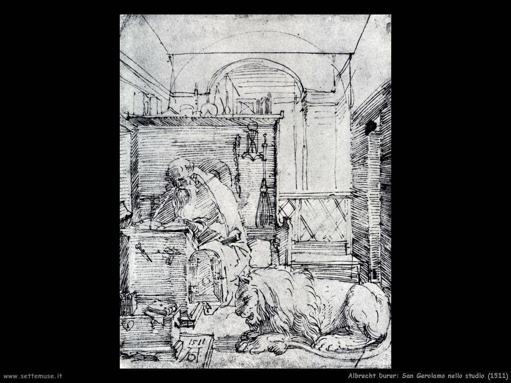 San Girolamo nello studio (1511)