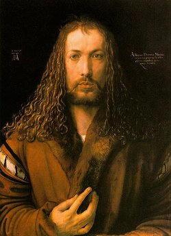 Autoritratto di Albrecht Durer