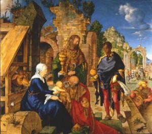 Dipinto di Albrecht Durer