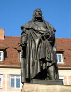 Statua di Albrecht Durer