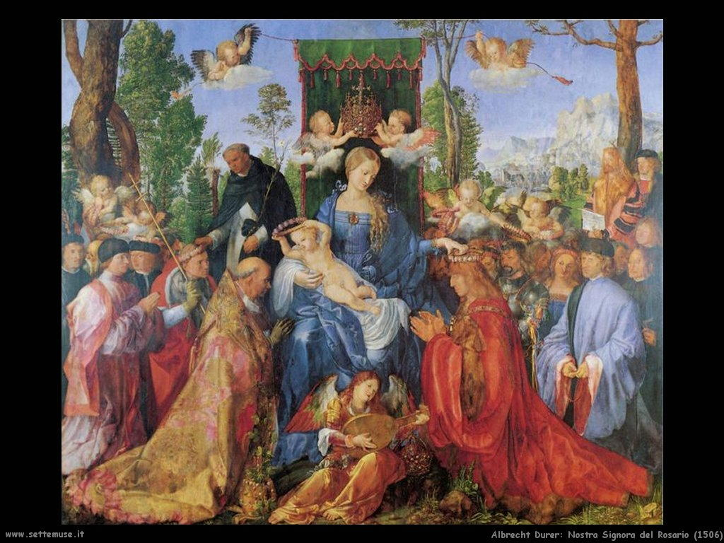 Nostra Signora del rosario