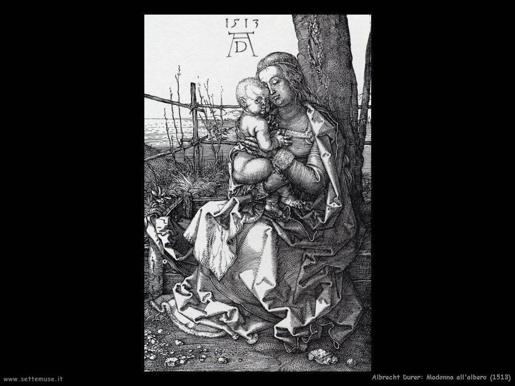 Madonna all'albero