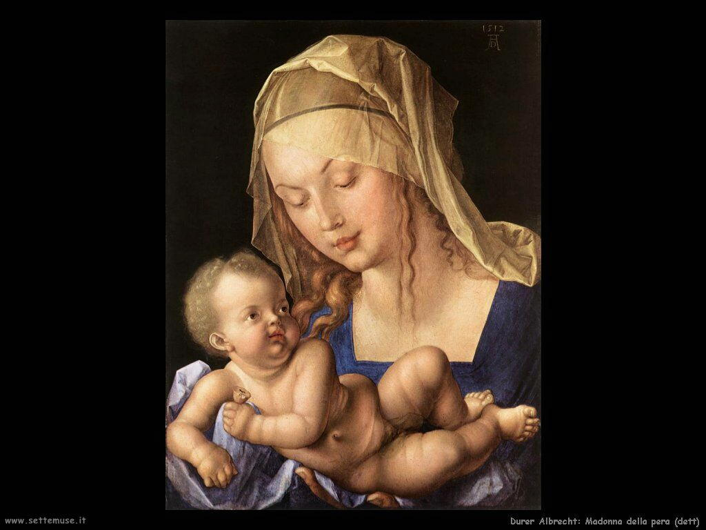 Madonna con la pera