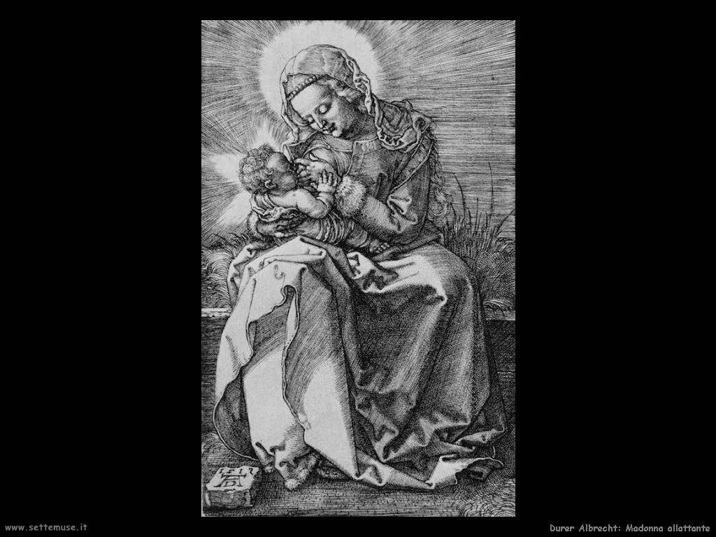 Madonna allattante