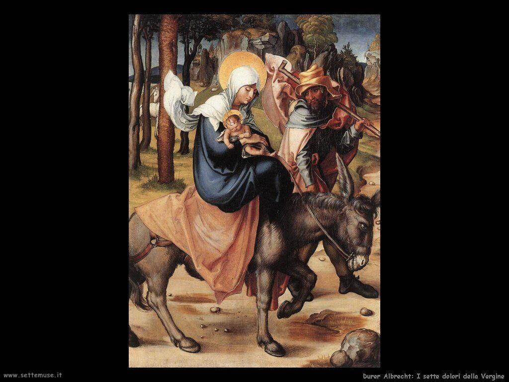 I sette dolori della Vergine