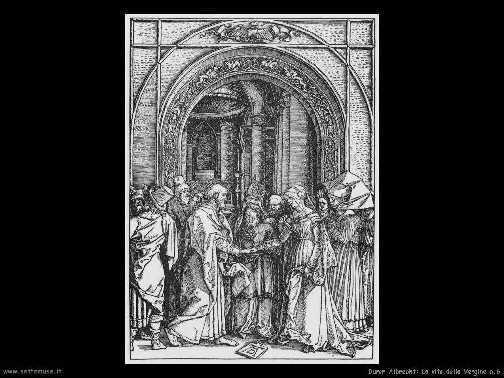 Vita della Vergine n.6