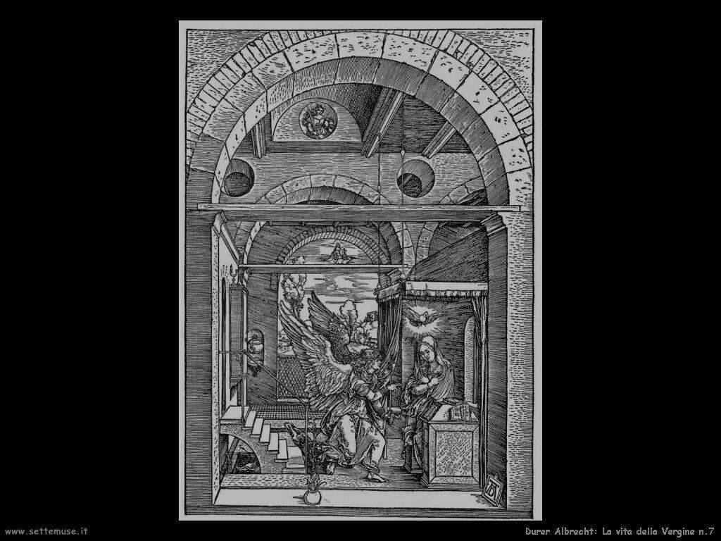 Vita della Vergine n.7