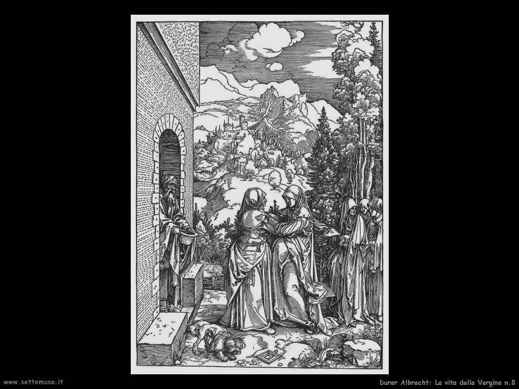 Vita della Vergine n.8