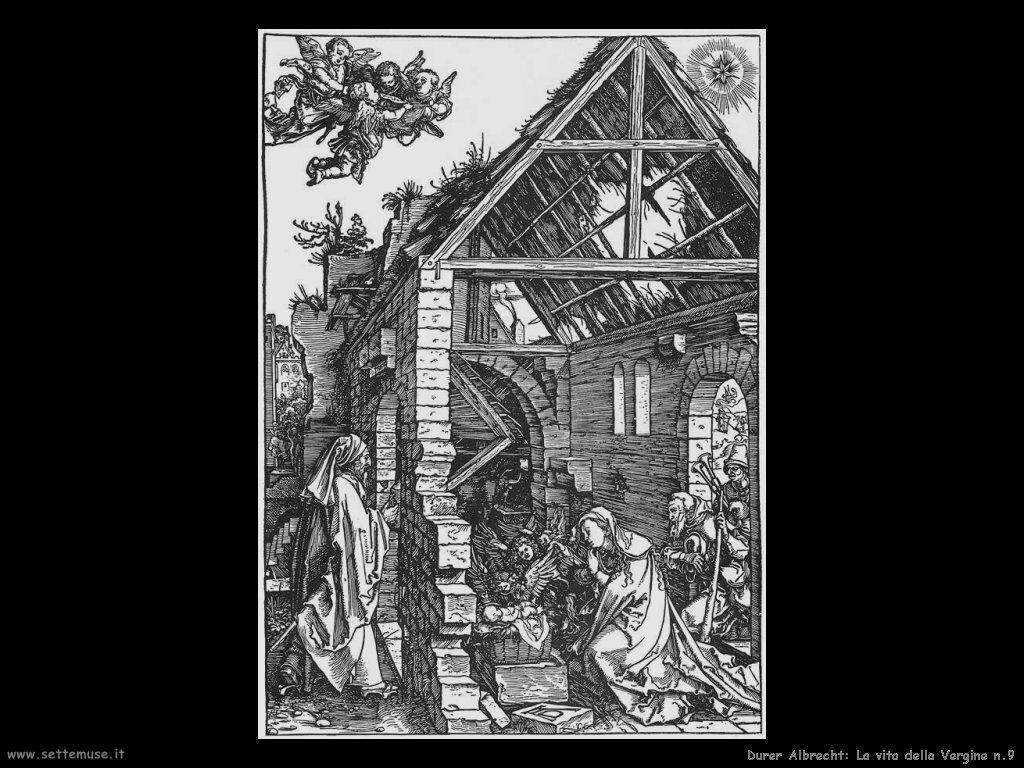 Vita della Vergine n.9