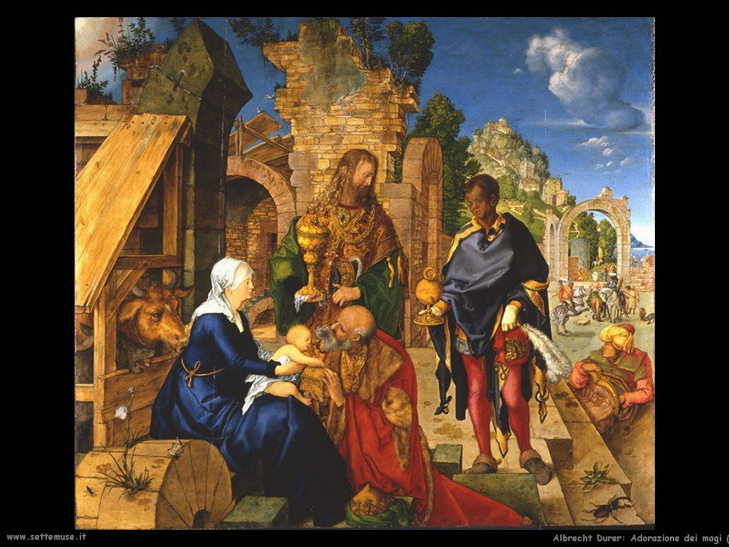 Adorazione dei Magi (1504)