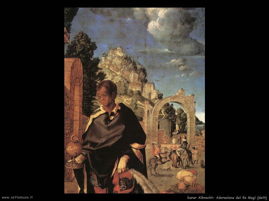 Adorazione dei Magi (1504) dett
