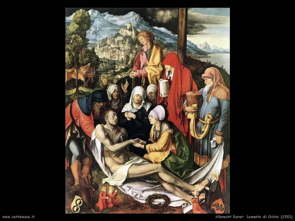 Lamento di Cristo (1501)
