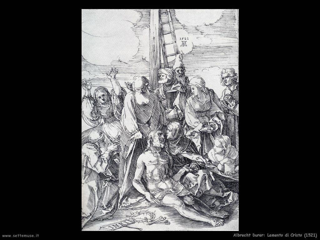 Lamento di Cristo (1521)