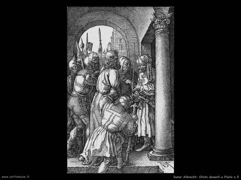 Cristo davanti a Pilato n.5
