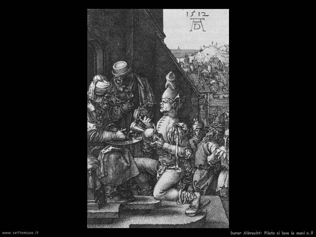 Pilato si lava le mani n.9