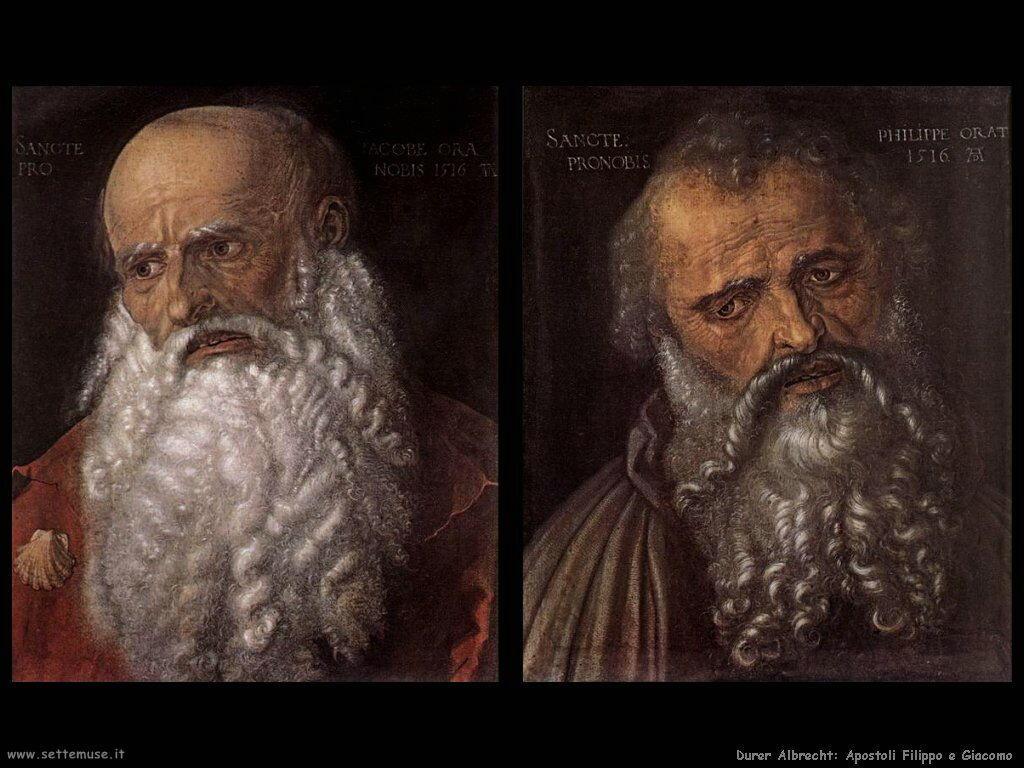 Apostoli Filippo e Giacomo