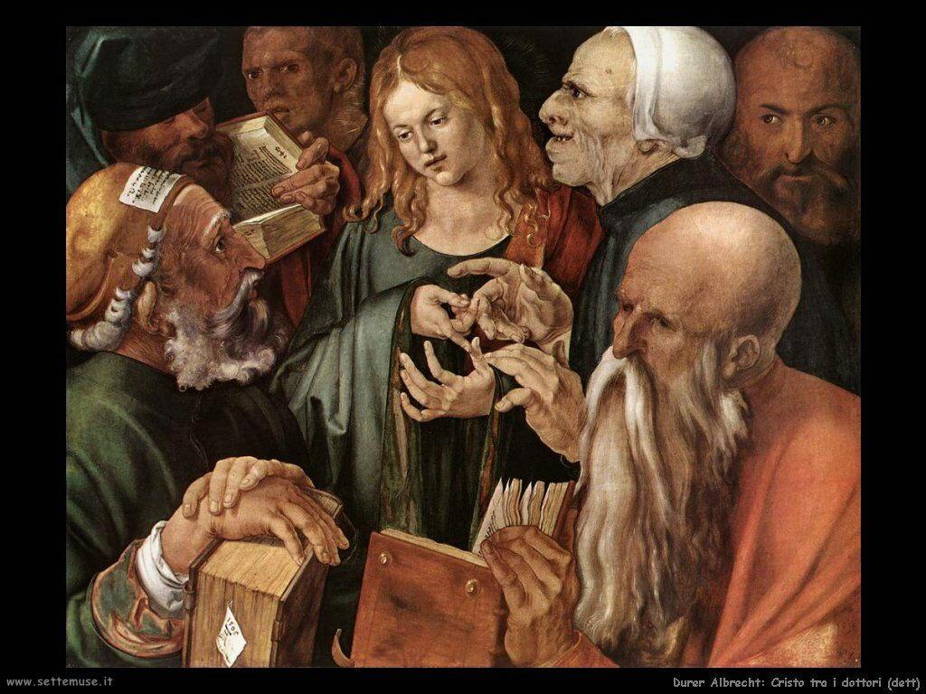Cristo tra i dottori