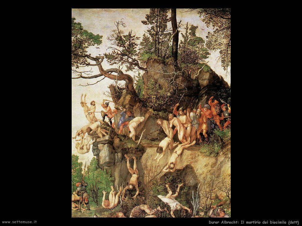 Il martirio dei diecimila (dett)