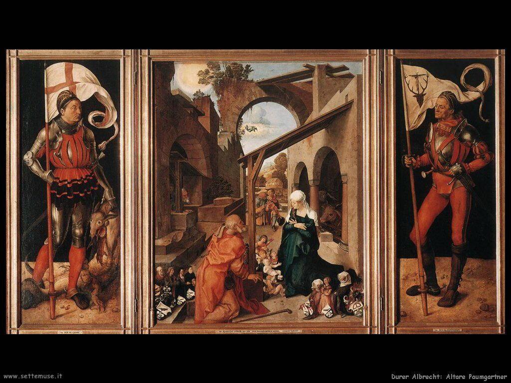 Altare Paumgartner (1500)