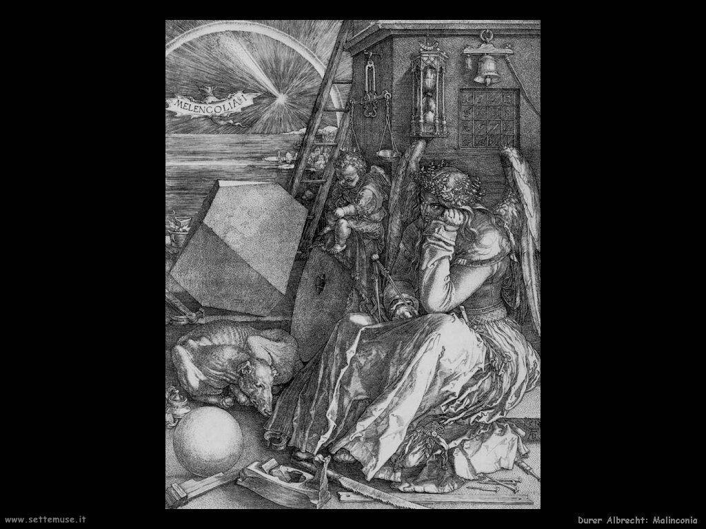 Malinconia (1514)