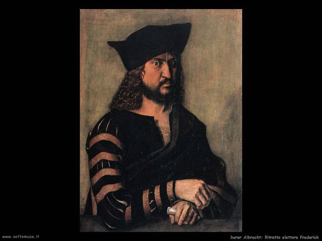 Ritratto dell'elettore Frederick