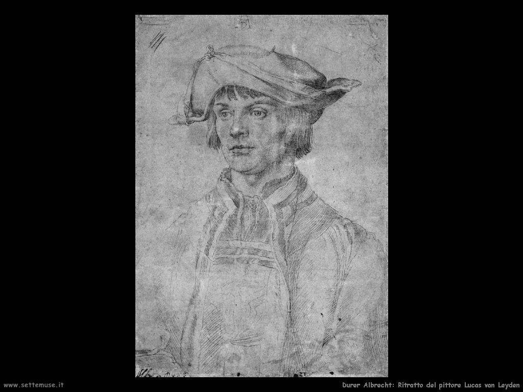 Pittore Lucas van Leyden