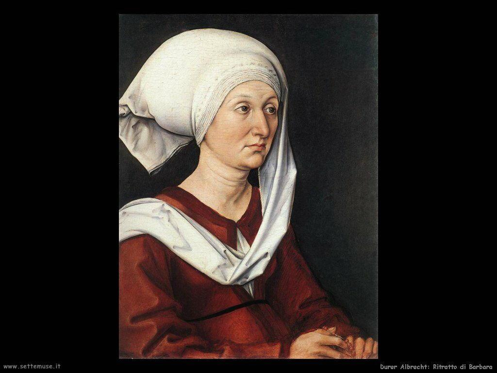 Ritratto di Barbara